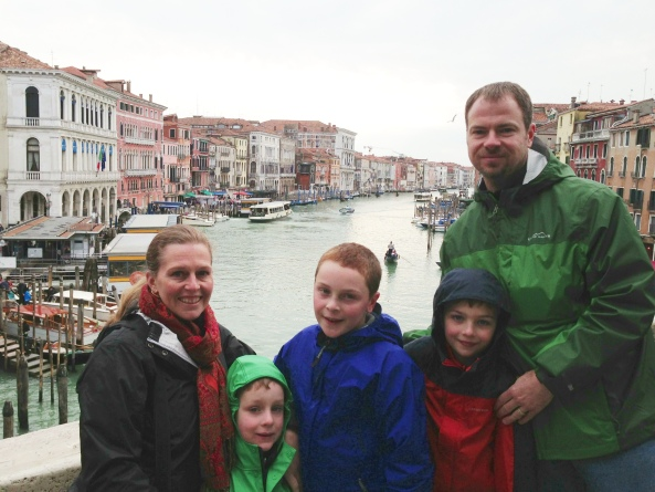 Things to Do with Kids in Venice Rialto Bridge-Kids Are A Trip