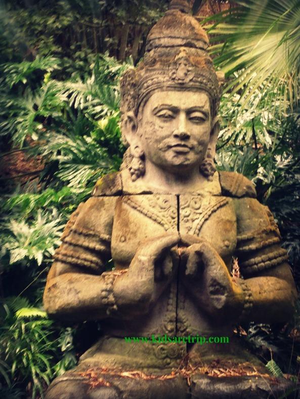 Buddha at Kalahari Rapids