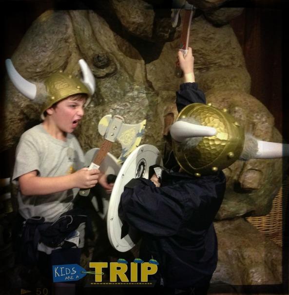 Vikings in Norway Epcot