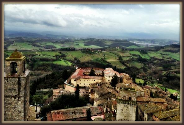 San Gimignano, Tuscany, Italy