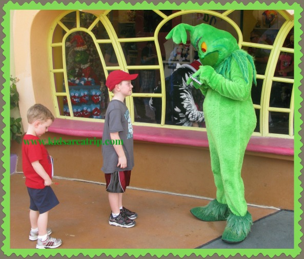 Grinch Seuss Landing