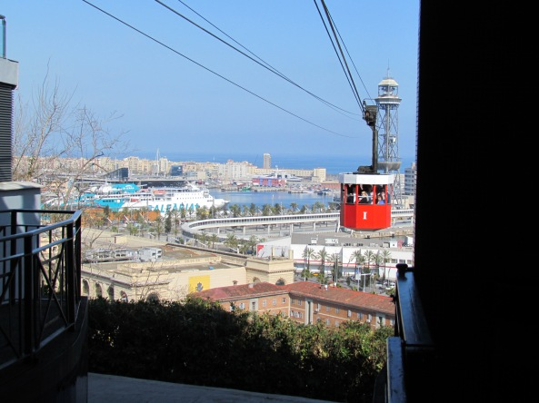 Teleferico Aeri Things to Do in Barcelona-Kids Are A Trip