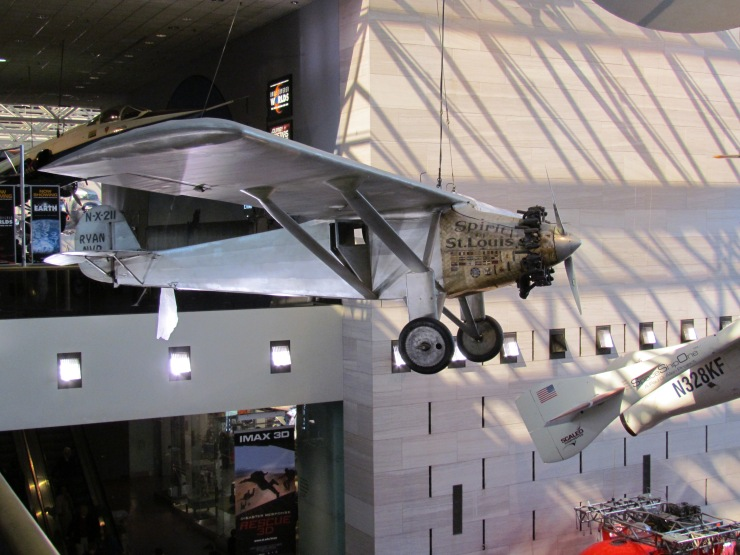 Favorite Things to See and Do in Washington, D.C. with Kids Air and Space Museum - Kids Are A Trip