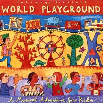 CD of Music from Around the World