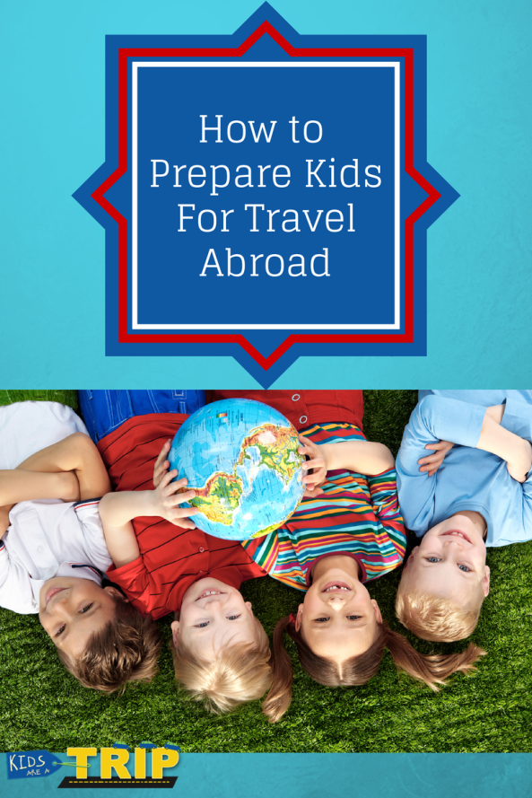 Travel Abroad Kids
