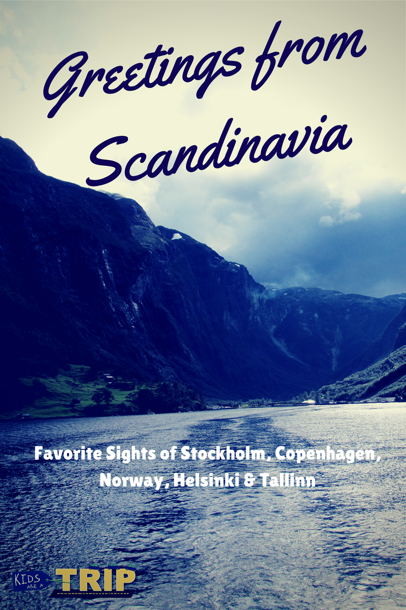 Best Of Our Family Vacation To Scandinavia And The Baltics