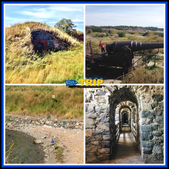 Bunkers, sea views, beaches, and tunnels to explore